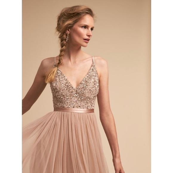 6007867cdf6a BHLDN Dresses & Skirts - BHLDN Avery-blush